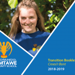 Transition Booklet 2018